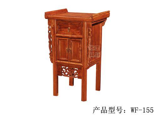 香河老榆木明清家具佛龛厂家wf-155