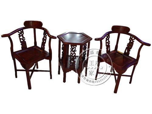 香河中式圈椅定做CJ-017