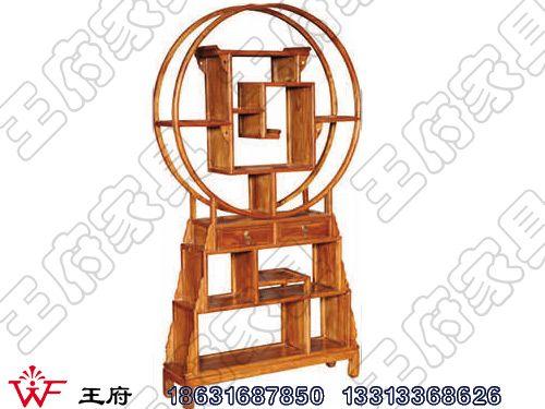 香河老榆木多宝阁厂家DBG-6