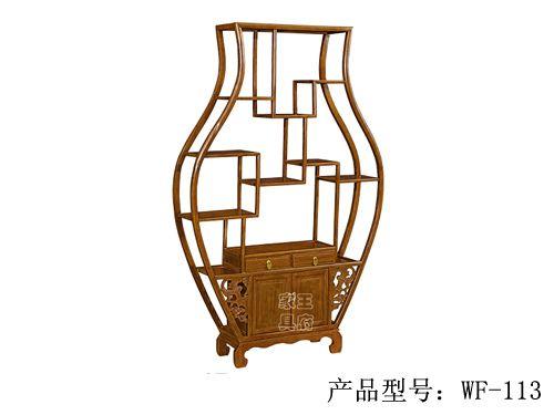 北京中式多宝阁批发wf-113