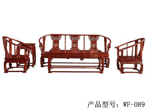 香河明清沙发价格wf-089