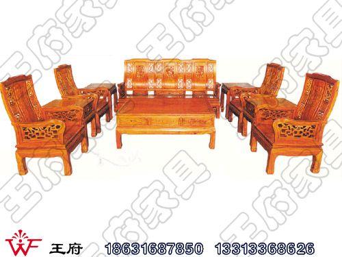香河古典沙发制作SF-17