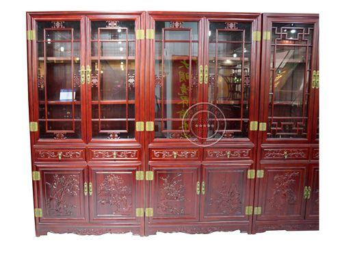 香河明清书柜价格SG-31
