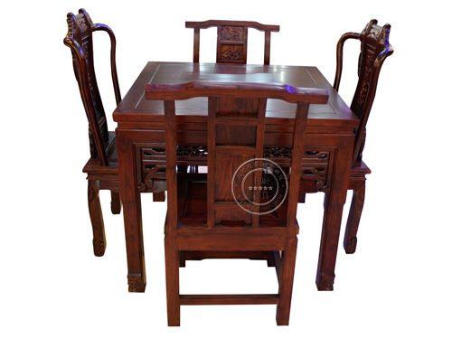 香河中式餐厅桌椅价格CTZY-12