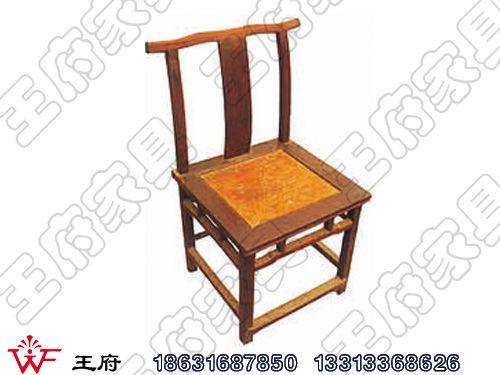 香河仿古餐厅桌椅定做CTZY-21