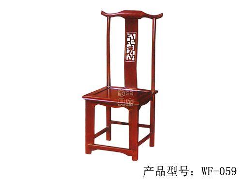 北京古典餐厅桌椅价格wf-059