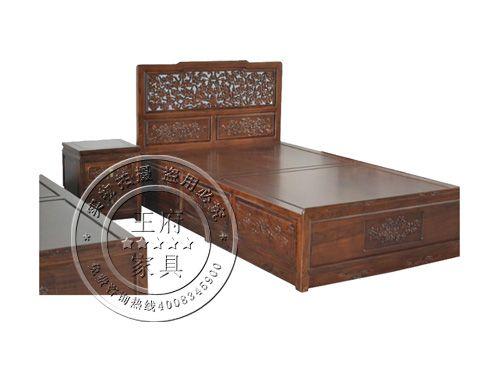 香河古典卧室床制作FGC-15