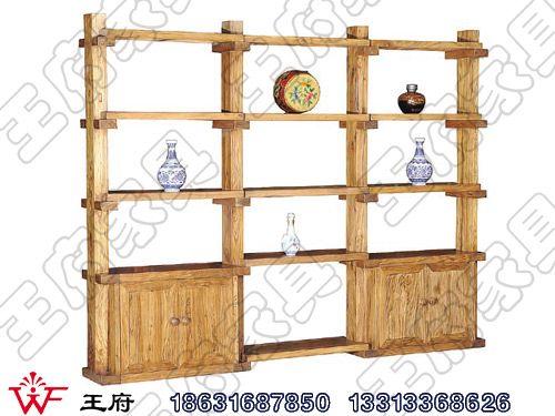 香河明清户外原木制作HWYM-5