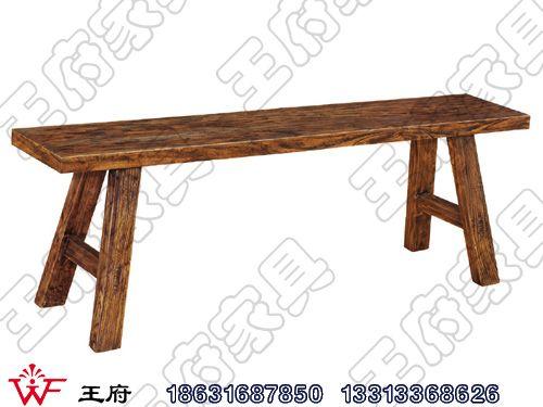 香河中式户外原木批发HWYM-14