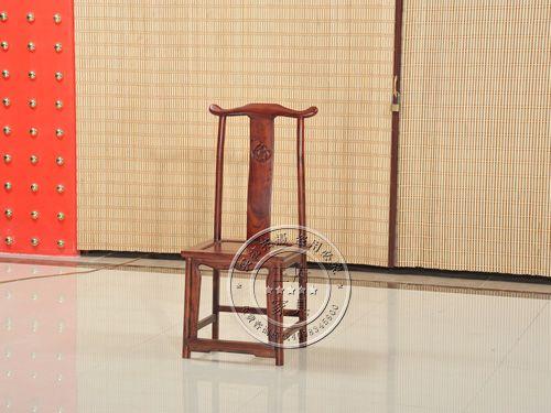 WF-019老榆木官帽椅
