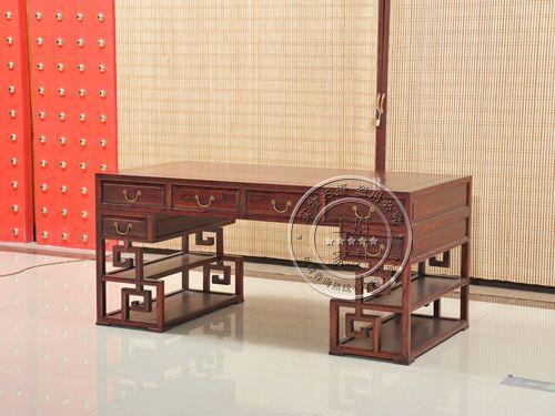 WF-073老榆木书桌