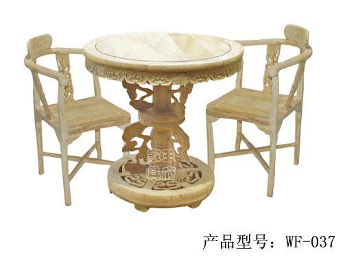 新中式榆木家具价格wf-037