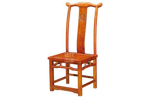 中式老榆木餐椅定做WF餐椅008