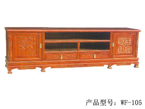 仿古老榆木电视柜价格wf--105