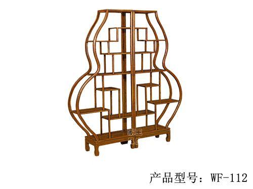 北京老榆木多宝阁定做wf-112