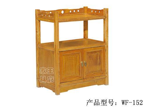 北京榆木仿古备餐柜wf-152
