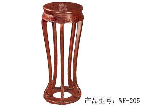 中式榆木花架价格wf-205