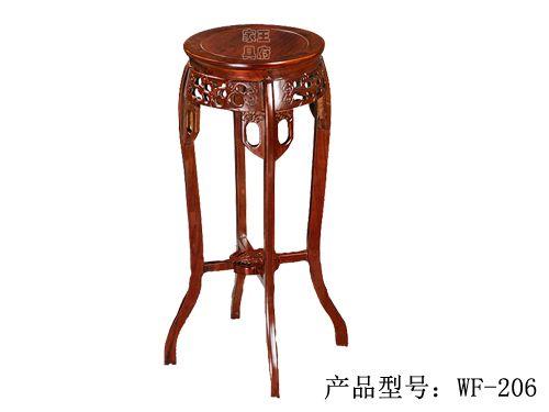 中式榆木花架价格wf-206