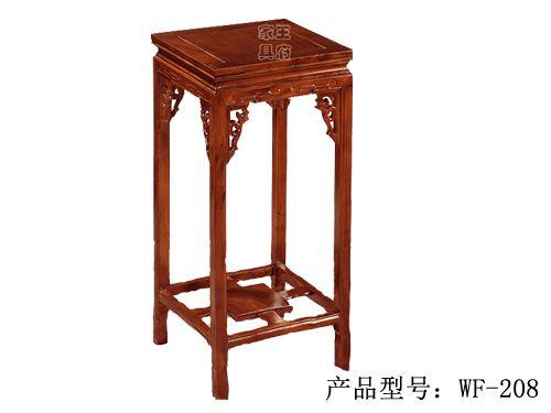 天津榆木花架价格wf-208