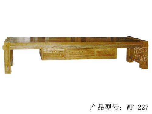 明清老榆木客厅电视柜wf-227