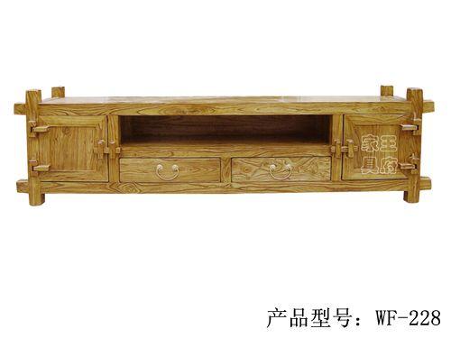明清老榆木客厅电视柜wf-228