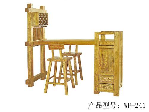 仿古中式户外吧台wf-241
