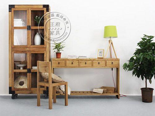 北京素榆木家具厂家