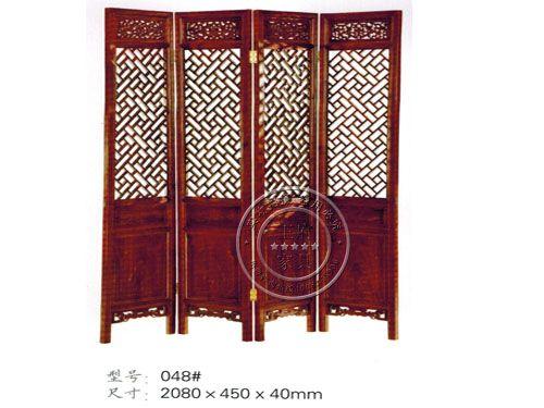 古典屏风隔扇