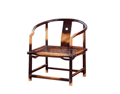 老榆木中式椅子