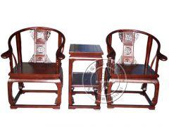 仿古家具厂-皇宫椅WF休闲椅003