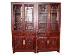 北京古典书柜厂家SG-17