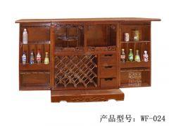 香河老榆木备餐柜厂家wf-024