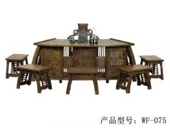 北京老榆木茶台价格wf-075