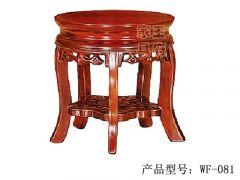 天津中式小古凳直销厂家wf-081