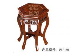 北京仿古榆木鼓凳wf-191