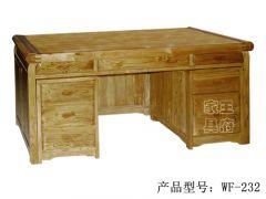 香河老榆木客厅电脑桌wf-232