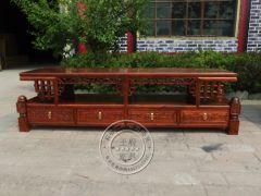 北京老榆木中式古典电视柜WF001