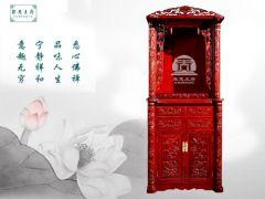 香河神楼佛柜厂家加盟销售FG-002