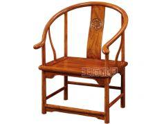 老榆木圈椅1