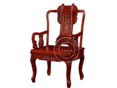 老榆木扶手椅