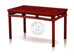老榆木长条桌