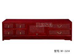 北京实木电视柜图片