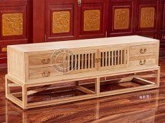 香河实木电视柜样式