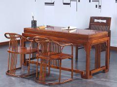 中式风格书桌