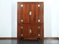 新中式定制衣柜