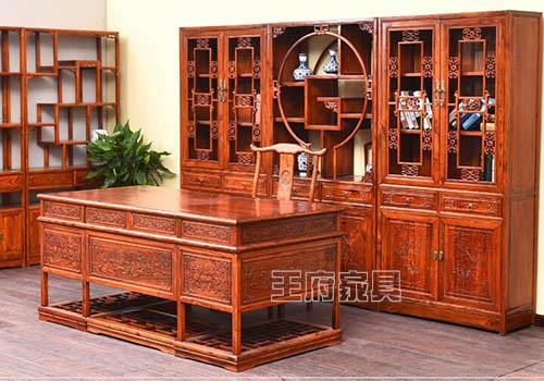 北京噴鼻河書桌書櫥