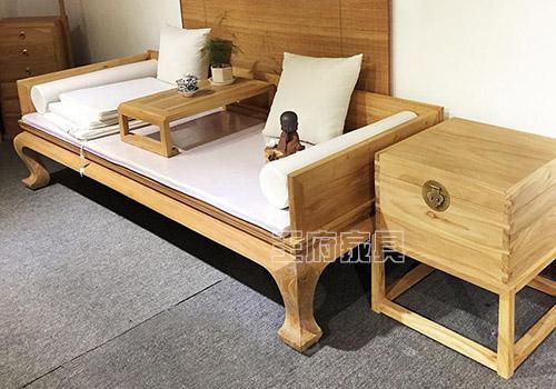 老榆木家具长条桌还能与其他的用途吗?