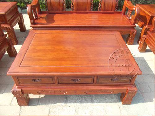 老榆木沙发直销厂家wf-083-北京香河中式仿明清家具
