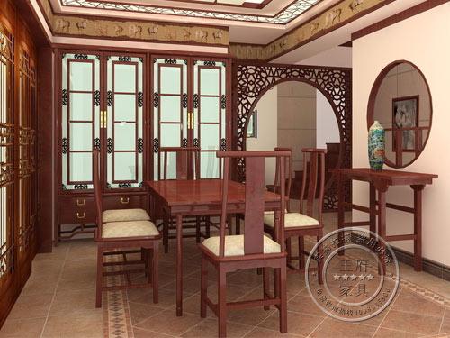 不在价格做文章的榆木古典家具-北京香河中式仿明清